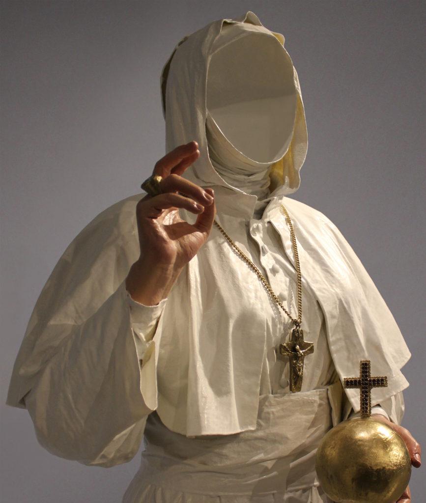 Testiculos qui non habet, Papa Esse non posse