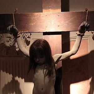 scultura Fatima Messana Innocence